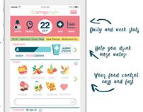 App Nutricional Prototype Amiga Nutri