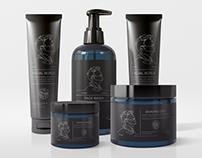 Natural Cosmetic Packaging Mock-Ups Vol.5