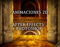 ANIMACION 2D DIGITAL Y TRADICIONAL - Varios
