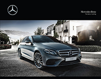 Mercedes-Benz E-mailer for Dubai Customs employees