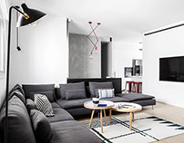 A|A Duplex Renovation Project by Yael Perry