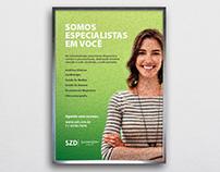 Anúncio Institucional - SalomãoZoppi Diagnósticos