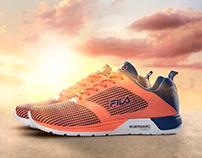 FILA // Print - Web