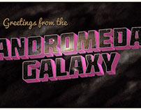 Astronomy Postcards