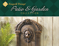 Patio & Garden Catalog 2016