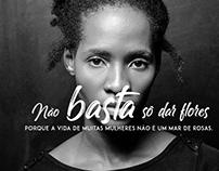 Anúncio Dia Internacional da Mulher