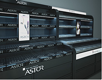 Astor & Rimmel Make-up Unit