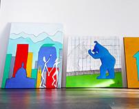 Original Artwork  |  Denver Series