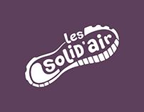 Logo / Les solidaires / Club de course