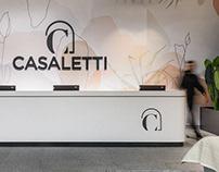 Casaletti Furniture Showroom (Real)