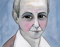 Gertrude Stein Literary Portrait