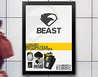 whitegraphic | Brand | I'm a BEAST