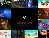 Carnival Figures Showreel