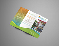 Better Days Ahead Brochure Design
