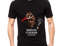 Morrocan is the origin
