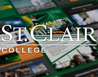 St. Clair College Landing Pages