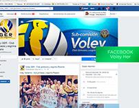 Promoción para Club Gimnasia y Esgrima SubdivisionVoley