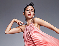 Sonoya Mizunto by Rachell Smith for Harrods