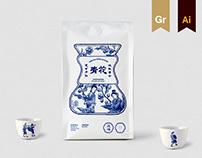 Taste of Chinese Art   Coffee Visual Identity Design