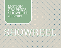 Motion Graphics Showreel 2018/2019.