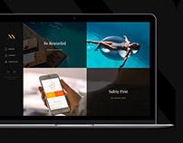 Nick Vandermolen 2017 Web Design & Branding