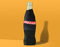 Coca-Cola | The Censored Bottle