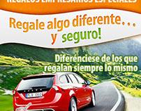 Diseño de Flyer para Empresa de Matafuegos