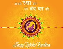 Happy Raksha bandhan - UI