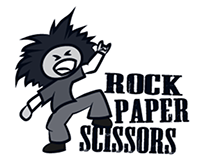 Festival Rock Paper Scissors