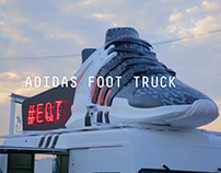 ADIDAS FOOT TRUCK