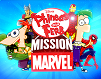 Disney Channel : Mission Marvel