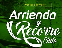 Webserie Arrienda y Recorre - Europcar