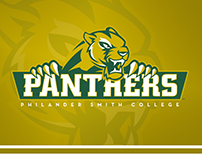 Philander Smith Athletic ReBrand