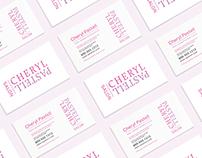 Logo Design & Brand Identity - Cheryl Pastell Salon