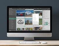 UI Design - Portfolio