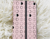 Pink Moons (on iPhone Wallet)