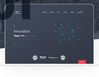 Volo Global website redesign