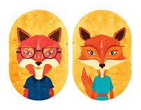 Mr & Mrs Fox