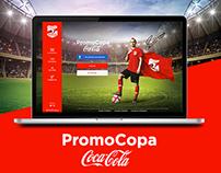PromoCopa Coca-cola - 2016