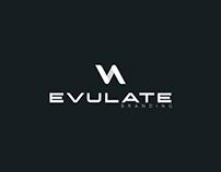 EVULATE - activewear branding