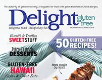Delight Gluten-Free Magazine November | December 2014