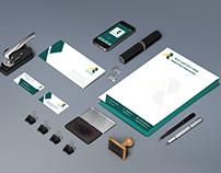 Identity Corporate - هوية تجارية مؤسسة عبد الله الطويل