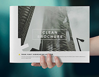 Clean Brochure / Catalog Template