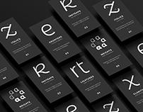 Chamfort Typeface Family