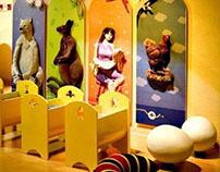 """Interactive exhibition """"CIA"""" Zoológico de Guadalajara"""