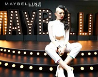Tokyo Fashion Week, New York Experience: Maybelline