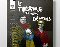 Posters le théâtre.