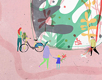 AOI prize for illustration 2015