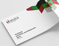 KuwaitBC | Achievement Book Design