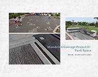 Mondrian Concept Project II | Park Space